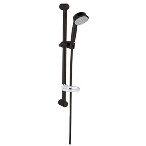 Grohe 27142000 Relexa Rustic 100 Shower Set, Available in Various Colors