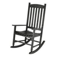 Black Outdoor Rocking Chairs Walmart Com