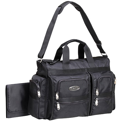 Graco - Optimo Diaper Bag, Black