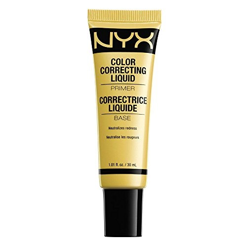 NYX Cosmetics Color Correcting Liquid Primer Yellow