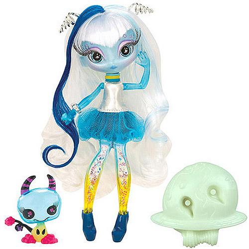 Novi Stars Doll, Una Verse