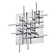 Radionic Hi Tech Mondrian 16-Light Flush Mount