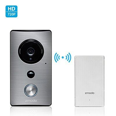 Cámaras De Vigilancia Zmodo Greet WiFi Video Doorbell with Zmodo Beam Smart Home Hub and WiFi Extender + Zmodo en VeoyCompro.net