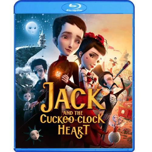 Jack And The Cuckoo-Clock Heart (Blu-ray + Digital Copy) (Widescreen)