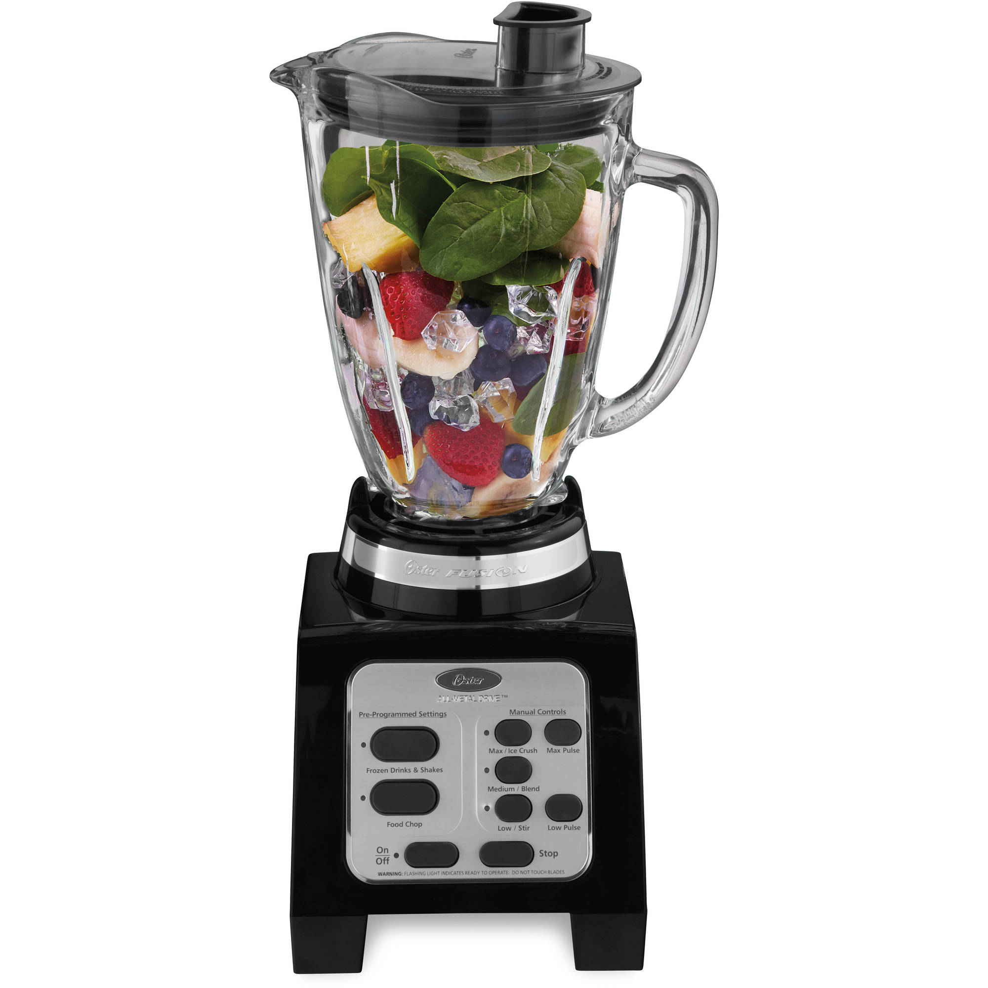 Oster Fusion 7-Speed Blender, Multicolor (BRLY07-B00-000)
