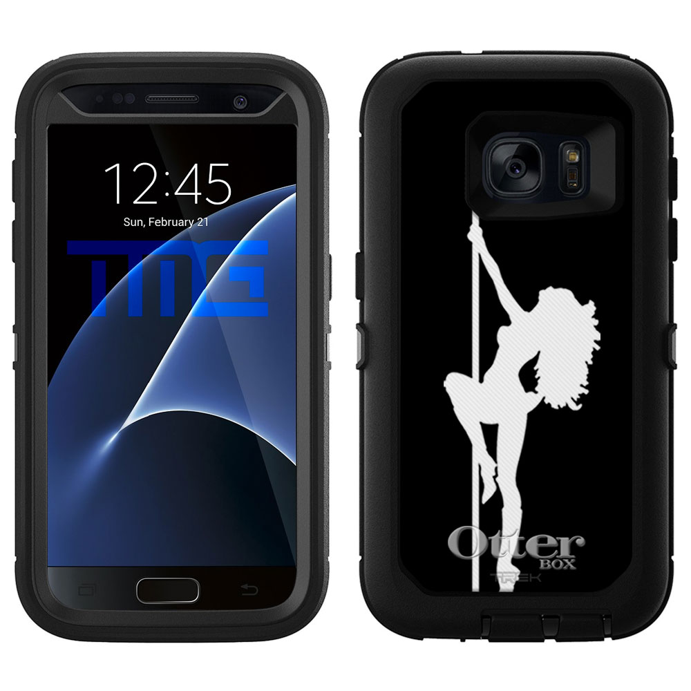 OtterBox Defender Samsung Galaxy S7 Case - Silhouette Pol...
