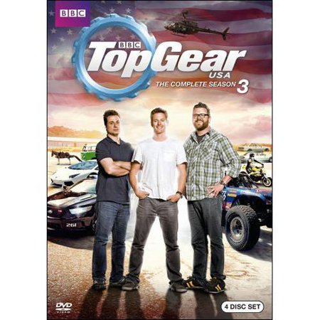 Top Gear Usa  The Complete Third Season