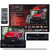 """Absolute AVH5200BT ABSOLUTE 7"""" MOTORIZED DETACHABLE FACE INDASH TFT LCD MONITOR"""