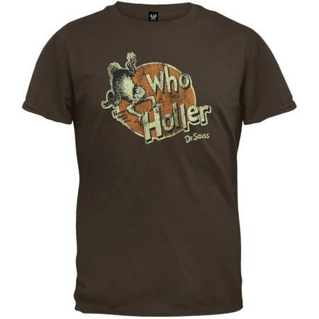 Dr. Seuss - Who Holler - Dr Seuss Shirt