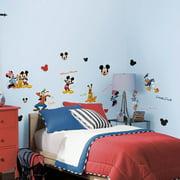 Wallhogs Disney ''Mickey Friends'' Cutout Wall Decal