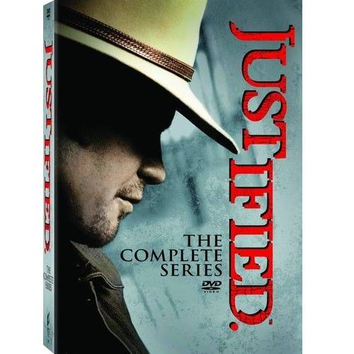 Justified: The Complete Series (Anamorphic Widescreen)
