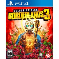 Borderlands 3 Deluxe Edition, 2K, PlayStation 4, 710425574955