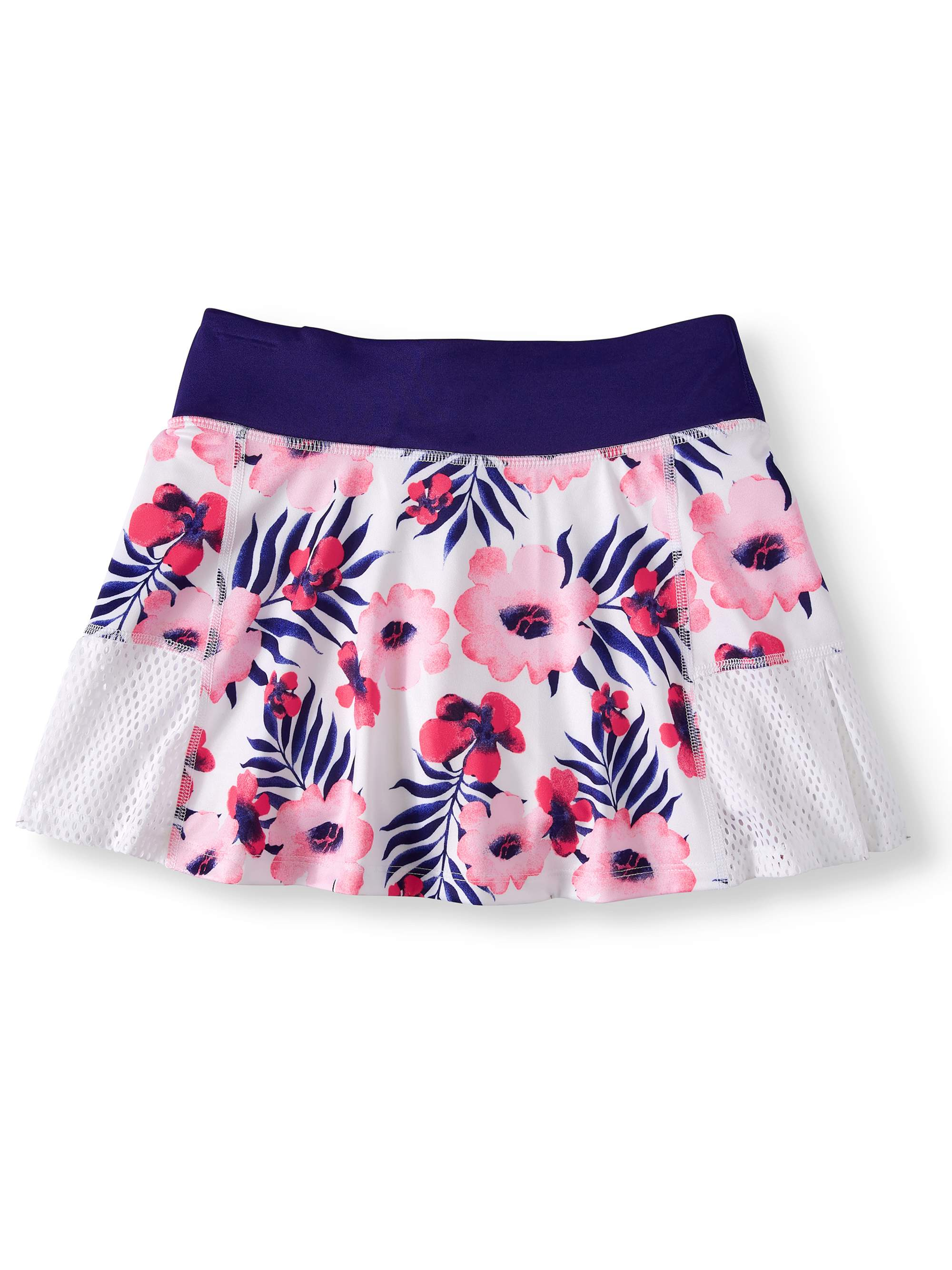 Printed Athletic Skort (Little Girls & Big Girls)