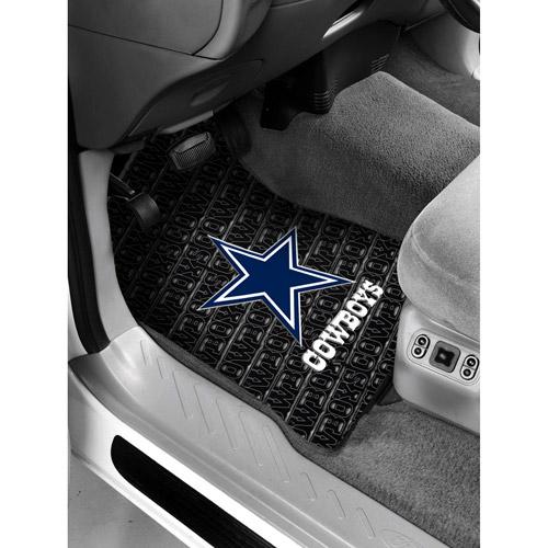 NFL - Dallas Cowboys Floor Mats - Set of 2