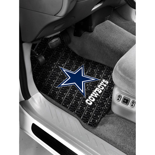 NFL - Dallas Cowboys Floor Mats - Set of 2