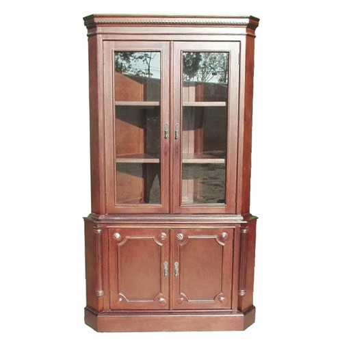 D-Art Collection Corner China Cabinet by D-Art Collection