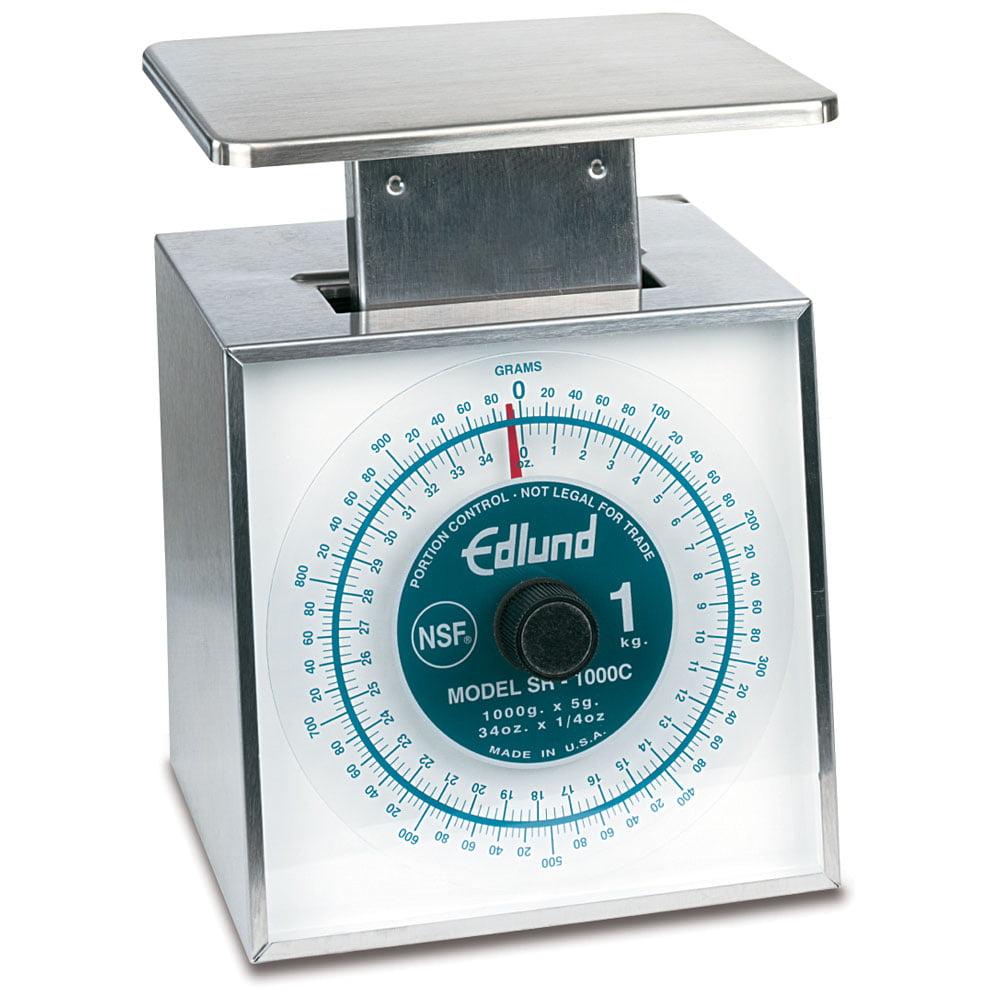 Edlund Mechanical Scale - 2Lb - Walmart.com