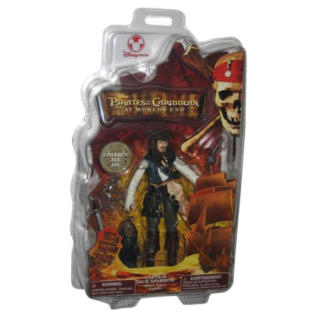 Pirates of The Caribbean At World's End Jack Sparrow Disney Store (Disney World Store Florida)