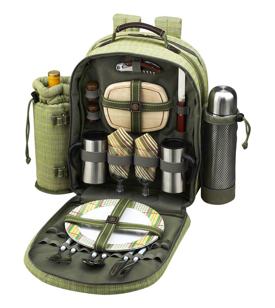 Hamptons Coffee and Picnic Backpack for 2