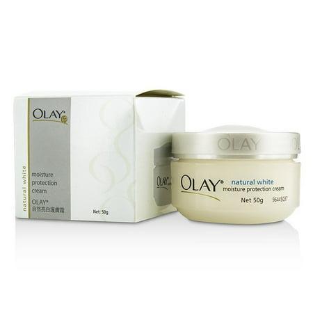 Olay Protection contre l'humidité blanc naturel crème 50 g / 1,76 oz