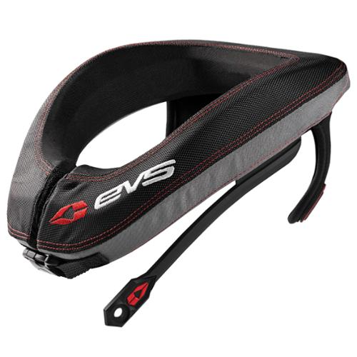 EVS R3 MX/Offroad Race Collar Black/Gray