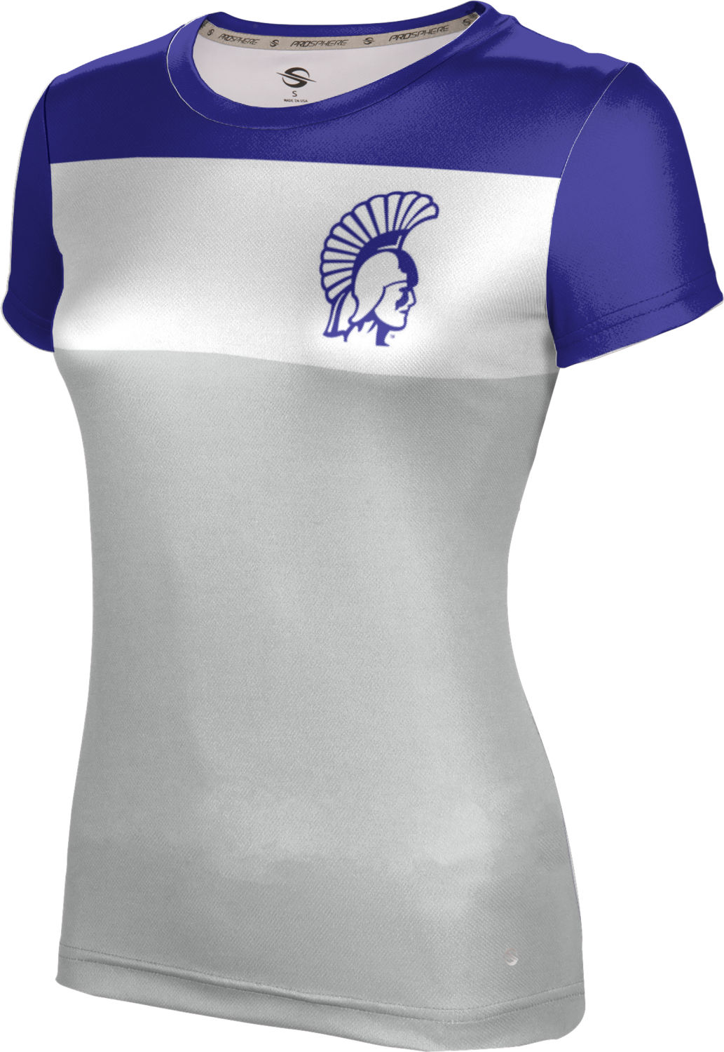 ProSphere Girls' Winona State University Prime Tech Tee