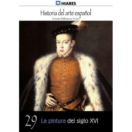 La pintura del siglo XVI - eBook](Pinturas Cara Halloween)