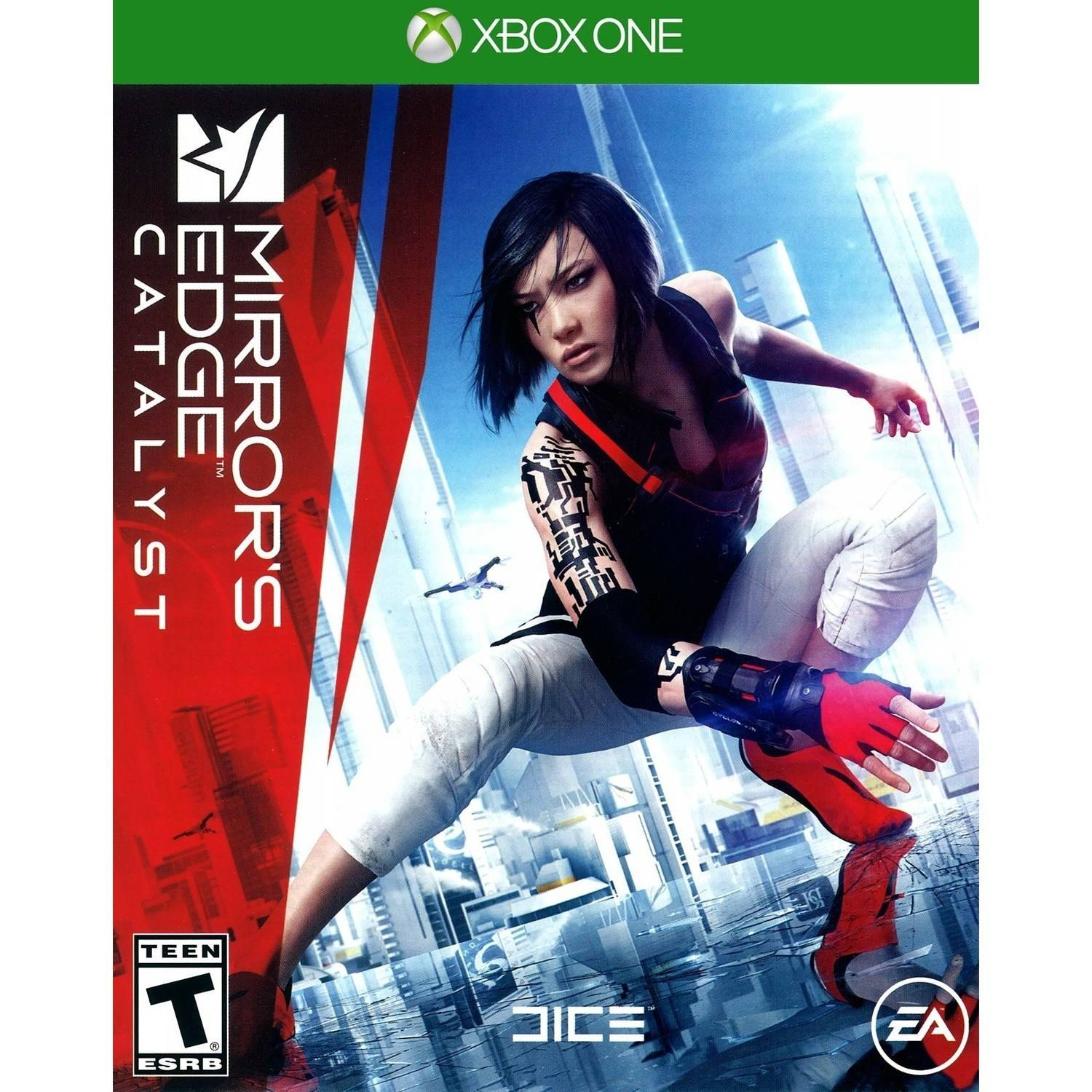 Mirrors Edge Catalyst (Xbox One)