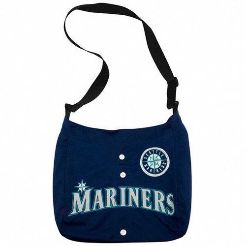 MLB - Seattle Mariners Messenger Bag: Veteran Jersey Tote