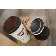 24e0fd7af685 JVR Stainless Steel Reusable Coffee Cup | Double Wall Vacuum Insulated  Travel Coffee Mug with Lid ...