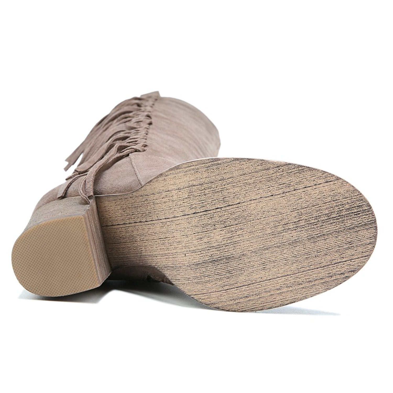 Carlos by Carlos Santana Garrett Women Round Toe Boots