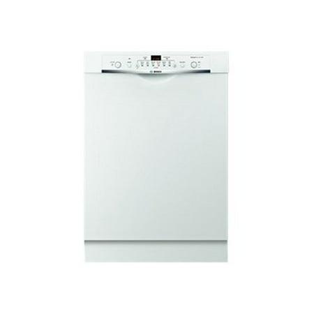 Bosch Ascenta SHE3AR72UC - Dishwasher - built-in - Niche - width: 24 in - depth: 24 in - height: 33.9 in - white