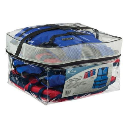 Onyx 103200-999-004-12 Adult General Purpose Vests W/Reusable Storage