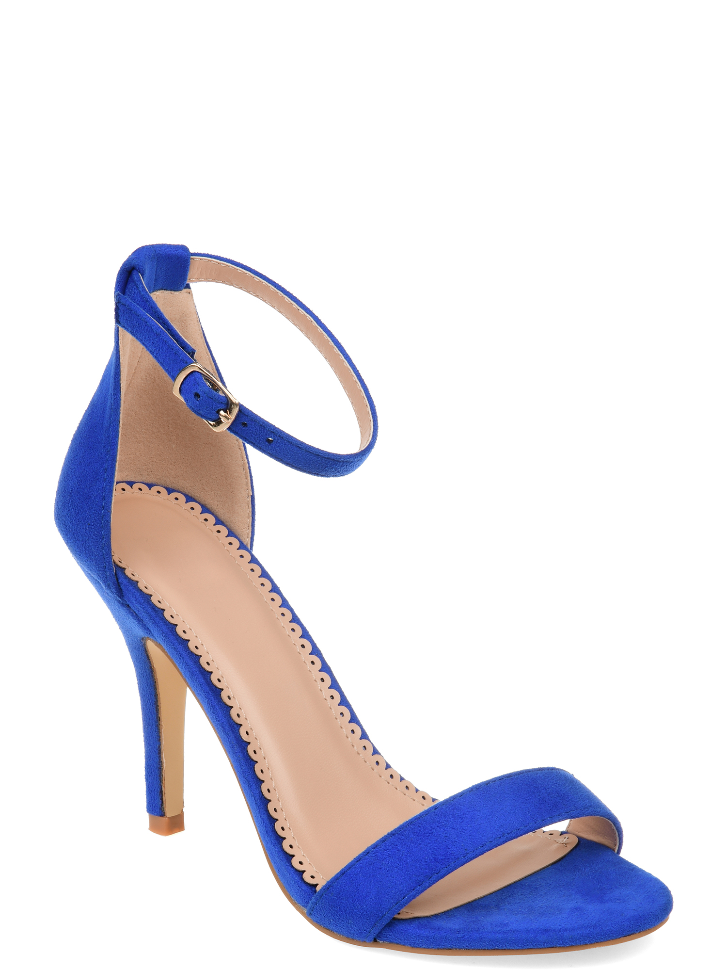 Womens Open-toe Pump