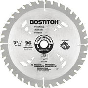 "Bostitch 7 1/4"" 36T Circular Saw Blade, BSA3136M"