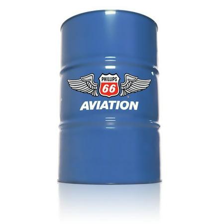 Phillips 66 X C Aviation Oil 25W 60 Engine Oil   55 Gallon Drum