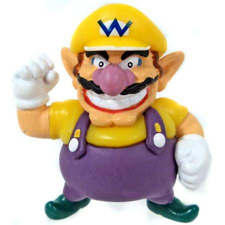 Super Mario Wario Mini Figure