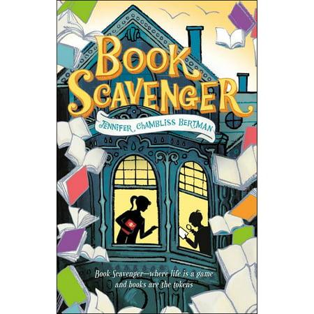 Book Scavenger (Paperback)