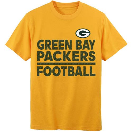 NFL Green Bay Packers Youth Short Sleeve Alternate Tee