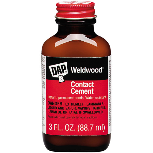 Dap 00107 3 oz Weldwood Contact Cement
