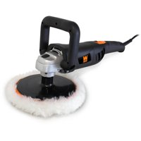 "WEN 10-Amp 7"" Variable Speed Polisher with Digital Readout"