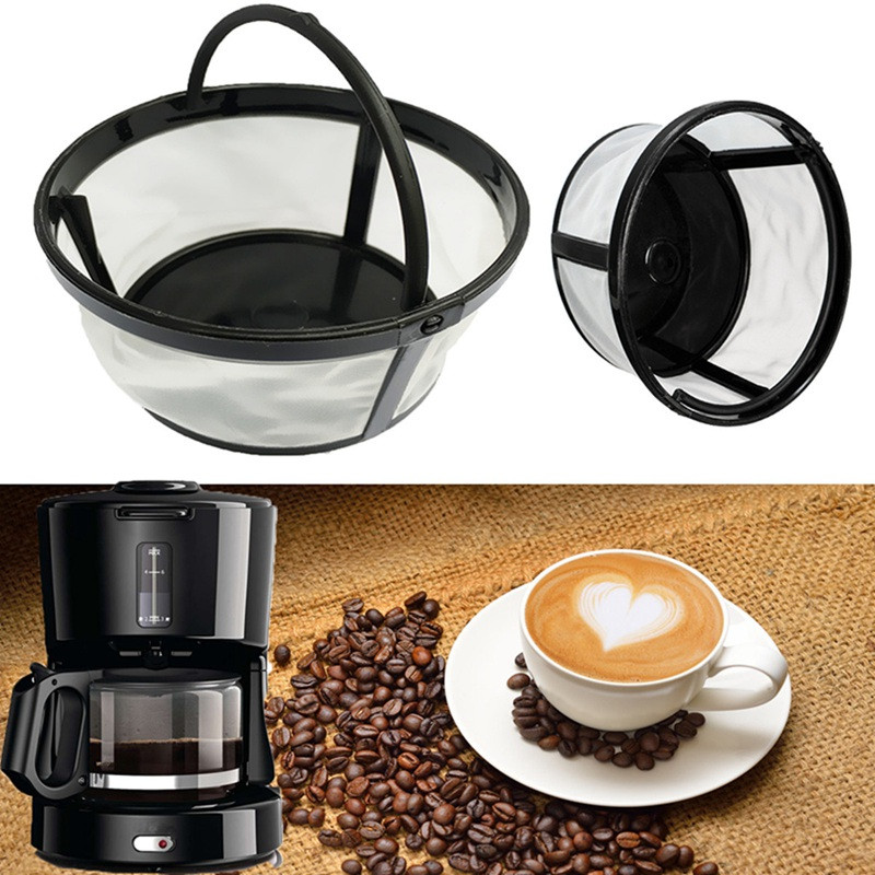 4-Cup Basket Style Permanent Coffee Filter For Mr. Coffee Coffeemakers by