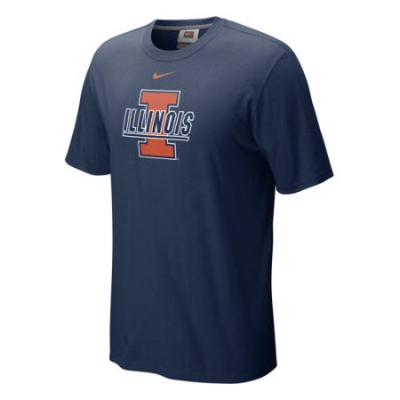 Nike Illinois Fighting Illini Classic Logo T-shirt
