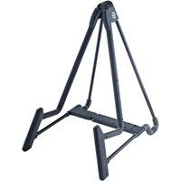 K&M 17581 Heli 2 Electric Guitar Stand Black - Konig & Meyer König and