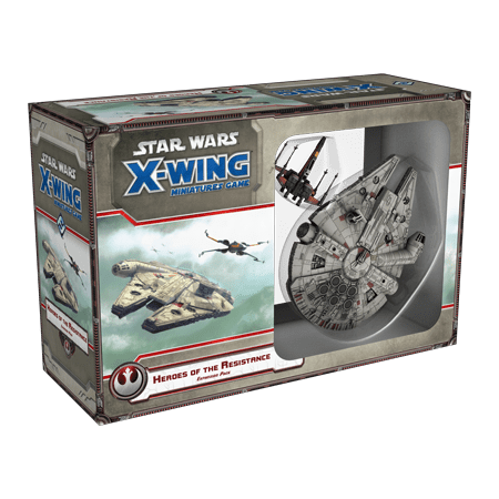 Star Wars: X-Wing - Heroes of the Resistance
