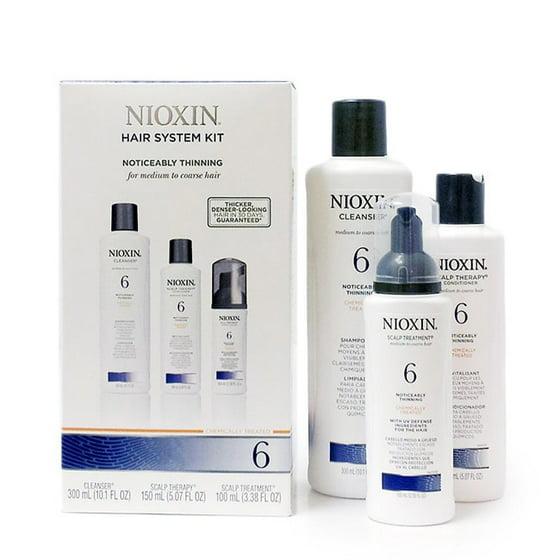 Nioxin Nioxin 17966146 By Nioxin Set 3 Piece Maintenance