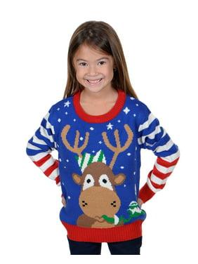 5eee79d684a Girls Sweaters - Walmart.com