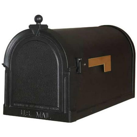 Special Lite Products Berkshire Curbside Post Mount Mailbox