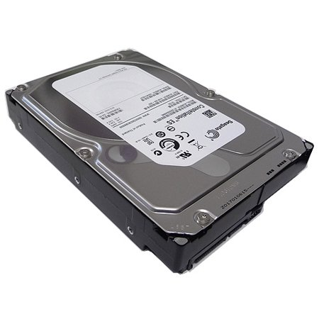 "Seagate Constellation ES ST32000644NS 2TB 7200 RPM 64MB Cache SATA 3.0Gb/s 3.5"" Enterprise Internal Hard Drive - OEM w/ 1 Year Warranty"