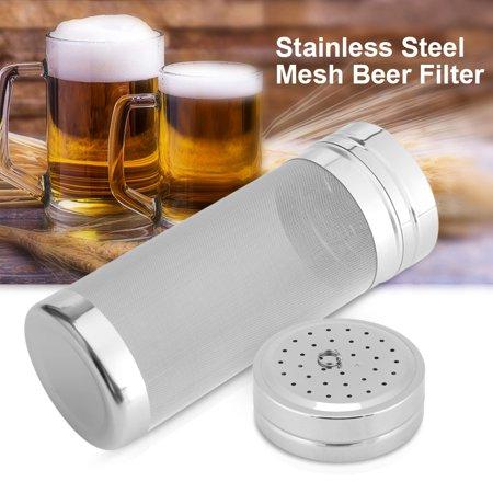Filtre à bière en acier inoxydable de 300 microns pour trémie sèche de café maison - image 12 de 15